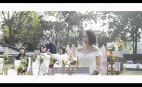 明宇豪雅饭店(科华南路店)-户外小清新婚礼图片