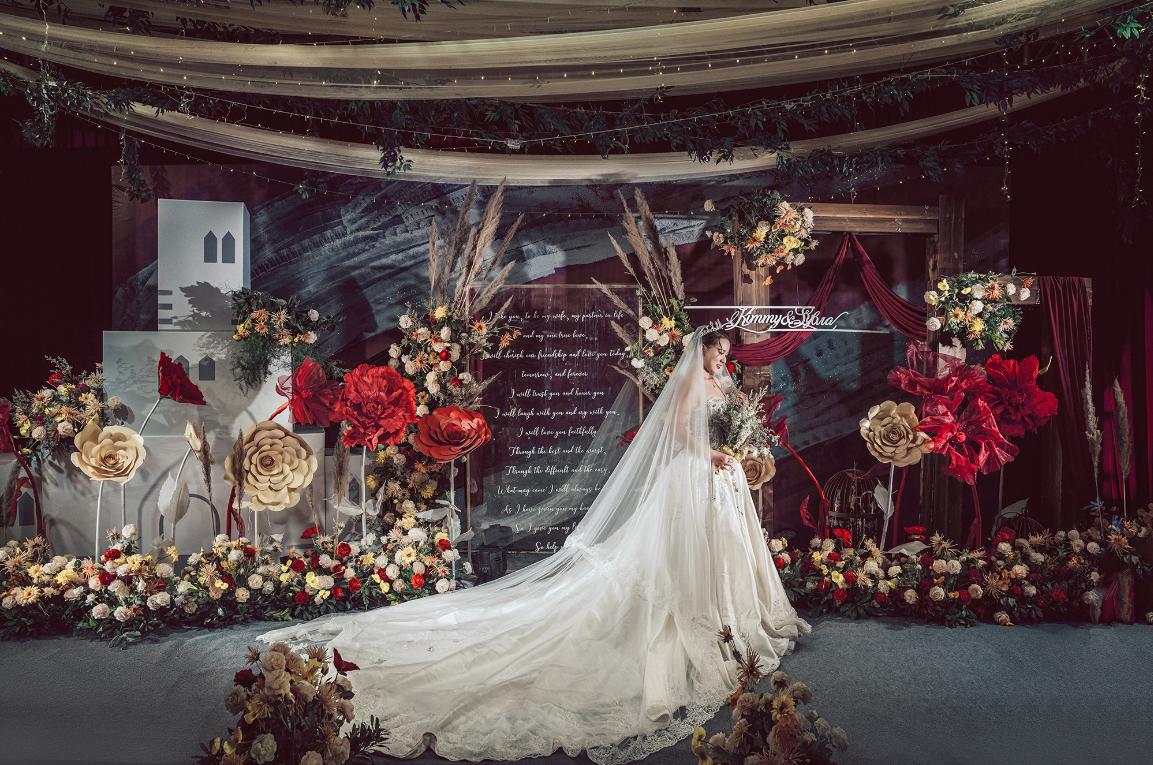 KIMMY&SYLVIA婚礼图片