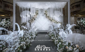 重庆禧满鸿福酒店-氤氲婚礼图片