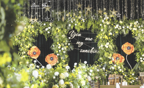 成都城市名人酒店-盛夏秋时婚礼图片