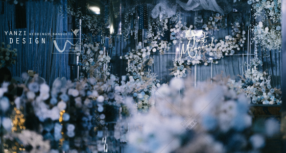 蓝镜-婚礼策划图片