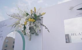 2021户外婚礼 案例图片