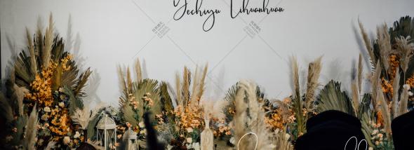 成都浅澜汇澜苑度假酒店宴会厅-泰式婚礼婚礼图片