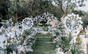 四海一家(重庆店)-庆隆.南山高尔夫球会婚礼图片