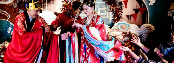 罗城镇-20201002犍为罗城饭店喜宴婚礼图片