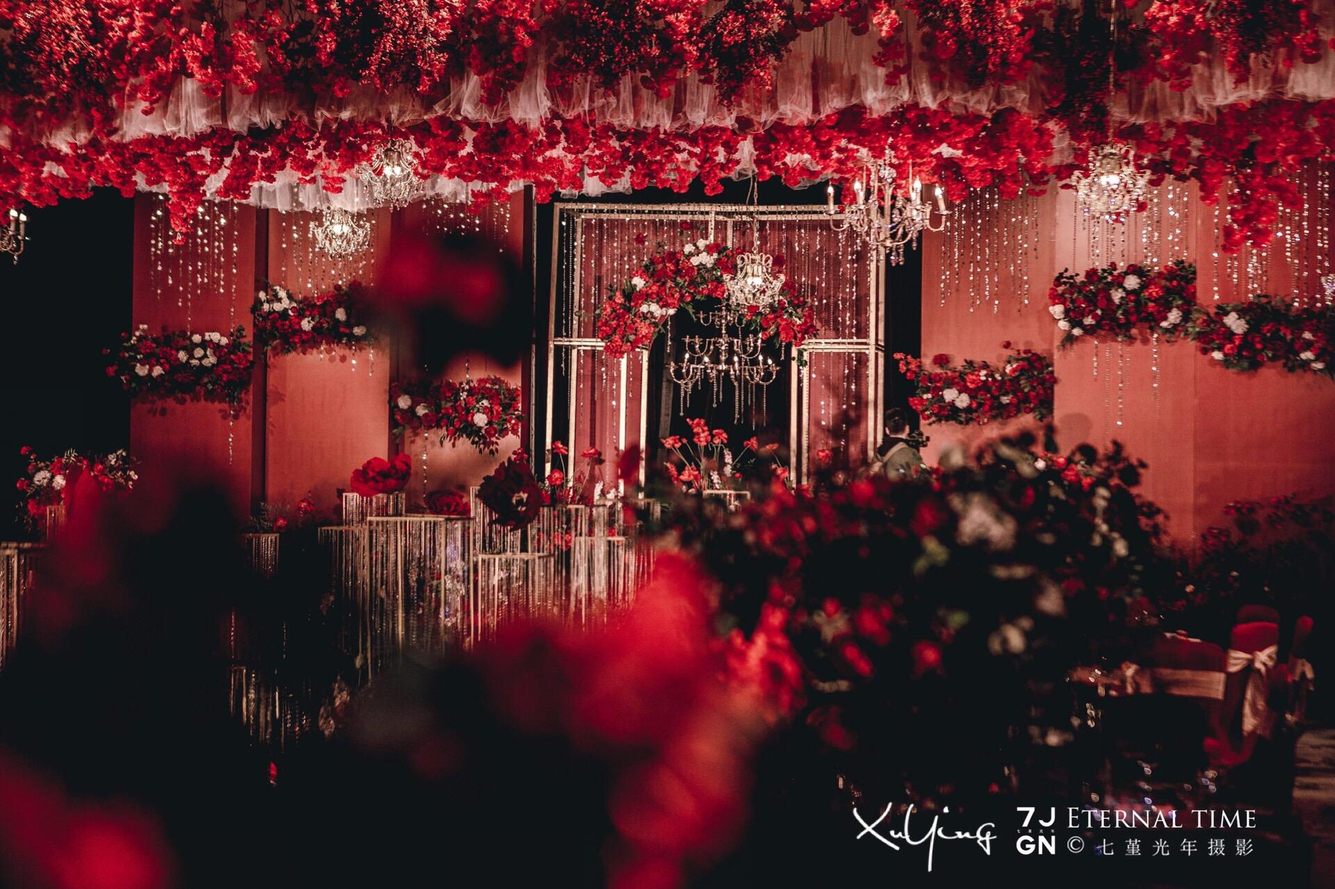 赤宴婚礼图片