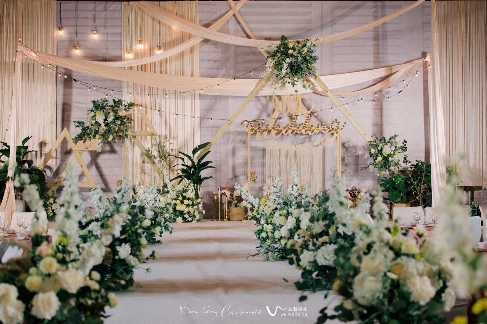 美式风格婚礼婚礼图片