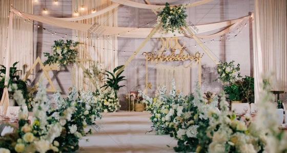 美式风格婚礼-婚礼策划图片