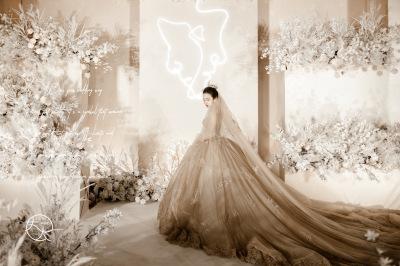 香槟色婚礼|Parallel灰色婚礼,柠檬黄色婚礼,白色婚礼,室内婚礼,大气婚礼,梦幻婚礼,唯美婚礼