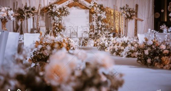 爱你三千遍-婚礼策划图片