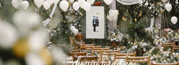 成都大唐蓉和酒店-teddy bear wedding婚礼图片