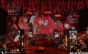东方豪景花园酒店-繁花觅安宁婚礼图片