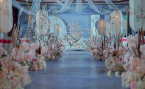 香满园大酒店茶楼-綰青丝婚礼图片