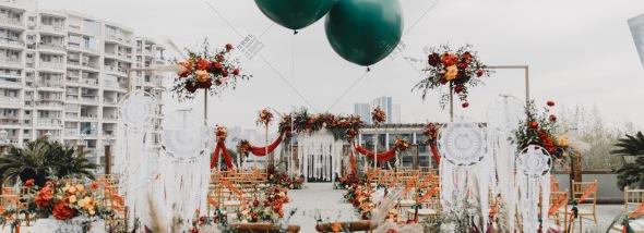 成都世纪城假日酒店-捕梦婚礼图片