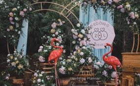 88号鹅岭公园酒店-以爱为轴·以戒为证婚礼图片