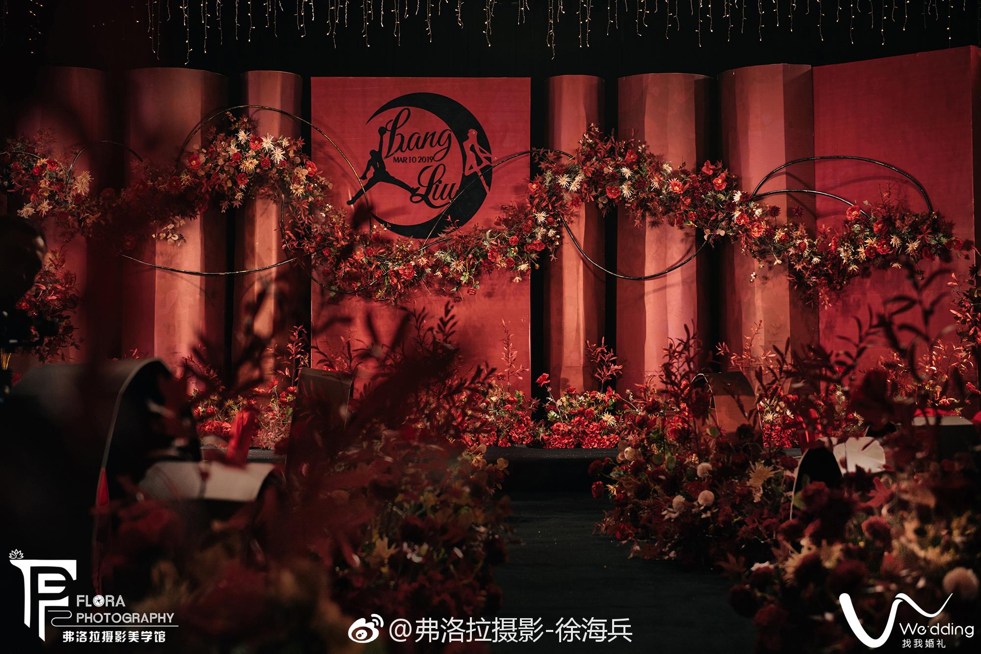 美少女战士和AJ婚礼图片