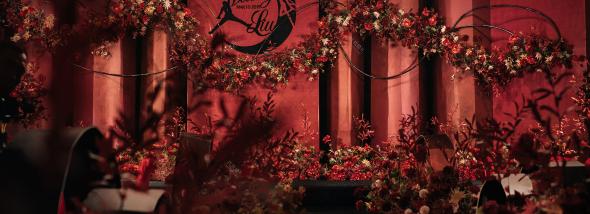 南昌万达嘉华酒店-美少女战士和AJ婚礼图片