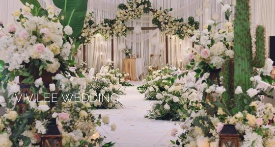 简单的浪漫-婚礼策划图片