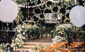 华粹元年晚宴-遇见婚礼图片