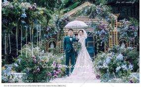 大千国际酒店-莫奈花园婚礼图片