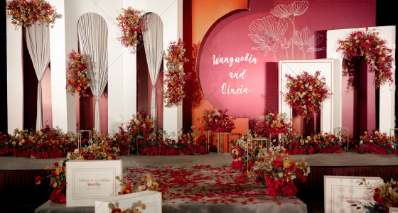 如初-婚礼策划图片