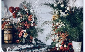 南昌嘉莱特精选酒店-小刘的胖子说还是做减法的好婚礼图片
