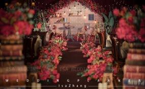 凯宴美湖-Book House婚礼图片