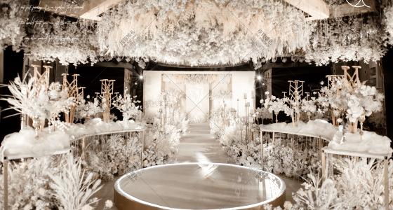 香槟色婚礼|Parallel-婚礼策划图片