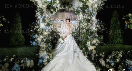 法式花园风-婚礼策划图片