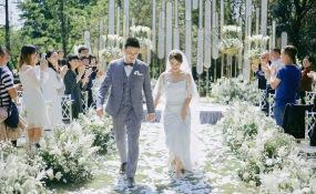 明宇豪雅饭店(科华店)-今日份的温暖 一切都好婚礼图片