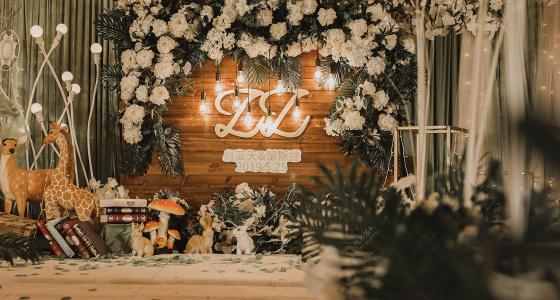 丛林蜜语-婚礼策划图片