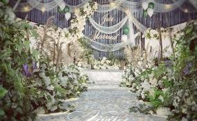 君悦阁乡村酒店-白雪公主的小森系婚礼婚礼图片