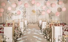 和淦·香城竹韵-告白气球婚礼图片