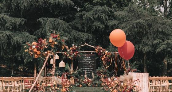 初夏-婚礼策划图片