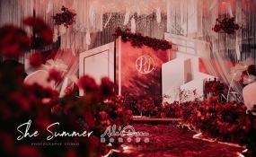 龙轩大酒店-来日可期婚礼图片