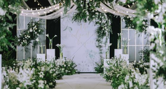 绿色小森林-婚礼策划图片