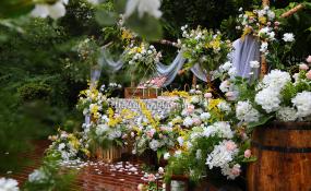 88号鹅岭公园酒店-谜语婚礼图片