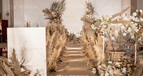 芦苇荡-婚礼策划图片