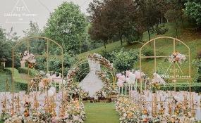 亚南酒店-爱的花园婚礼图片