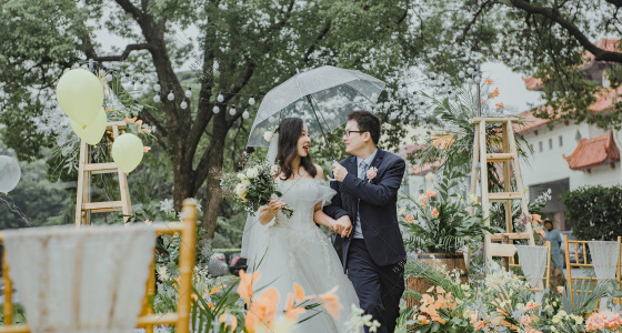 Lovely you-婚礼策划图片