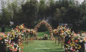 贝迪颐园温泉度假酒店-秋•意浓   秋• 忆侬婚礼图片