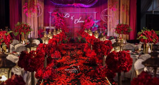 喜欢你-婚礼策划图片