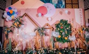 东方豪景花园酒店-飞屋婚礼图片