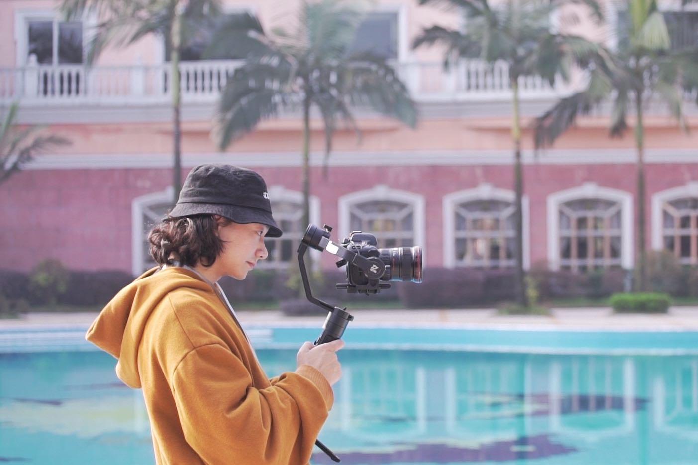摄像师-小爽