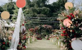 瞿上园大酒店-可欣小姐的婚礼婚礼图片