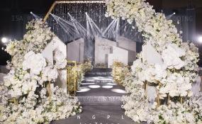 天之府温德姆至尊豪廷大酒店-光婚礼图片