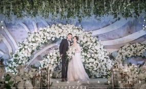 """四川省成都市双流区正熙雅居酒店-在云海""""森""""处说爱你婚礼图片"""