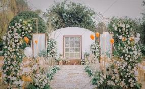 御景园-往后余生是你婚礼图片