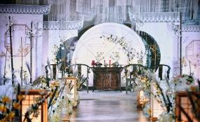 重庆亚南酒店-执手婚礼图片
