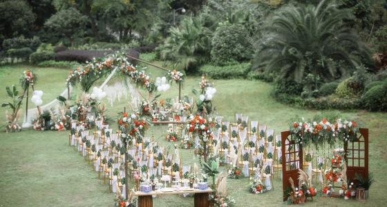 尚小姐的老砂锅-婚礼策划图片